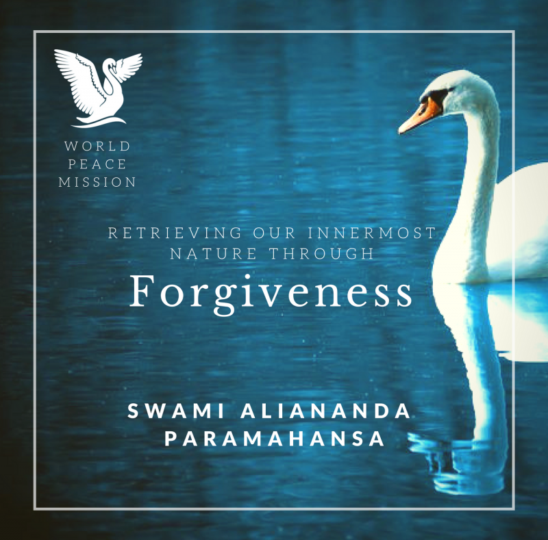 Retrieving Our Innermost Nature Through Forgiveness